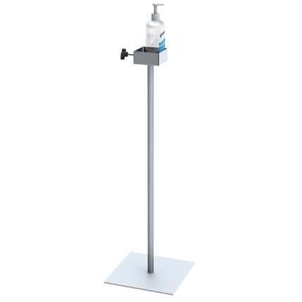 Pump Dispenser Fixed Height Square Base