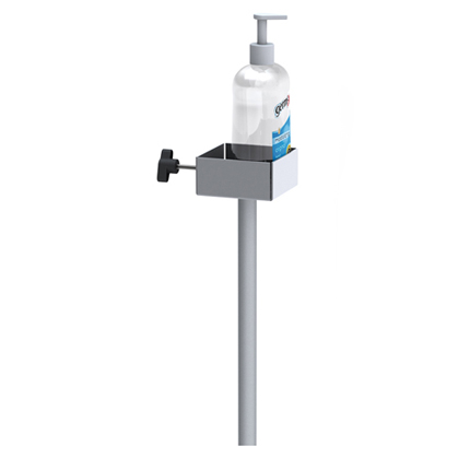 Pump Dispenser Fixed Height Round Base